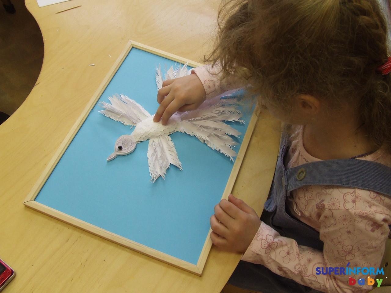 голубь мира из бумаги шаблон для вырезания